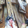 Viareggio carnival — Stock Photo #34536573