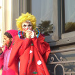 Stock Photo: Viareggio carnival