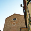 Stock Photo: Church of SDomenico, Prato, Tuscany, Italy