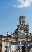 Piazza del Duomo, Prato, Tuscany, Italy — Foto de Stock