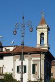 St. Francis church, Prato, Tuscany, Italy — Stock Photo