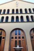 St. Bartolomeo church, Prato, Tuscany, Italy — ストック写真