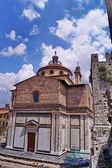 Basilica of Santa Maria delle Carceri, Prato, Tuscany, Italy — Stock Photo