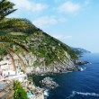 Vernazza, one of the villages of Cinque Terre in italy — Stock Photo