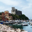 Port of Lerici, Liguria, Italy — Stock Photo #36239717