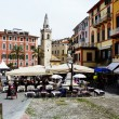 Lerici main square, Liguria, Italy — Stock Photo #36239731