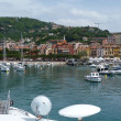Port of Lerici, Liguria, Italy — Stock Photo #36239743