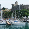Port of Lerici, Liguria, Italy — Stock Photo #36239749