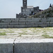Italy, Portovenere, church of SPietro — Stock Photo #36239813