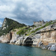 Stock Photo: Cliff in Portovenere, Italy