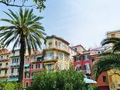 Streets of Lerici, Liguria, Italia — Stock Photo