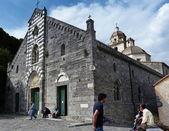 Italy, Portovenere, sanctuary of the Madonna Bianca — Stock Photo