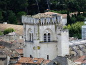 A tower near Avignon — Foto de Stock
