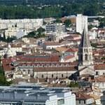 Landscape of Nimes, France — Stock Photo #41471225
