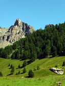 Mountains in Trentino, Italy — Stock Photo