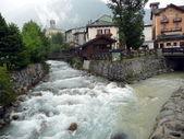 Ponte di Legno, Lombardia, Italy — Foto de Stock