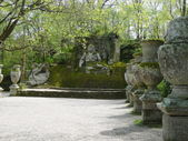 Park of the Monsters in Bomarzo, Italy — Stock Photo