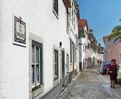 Center of Cascais, Portugal — Stock Photo