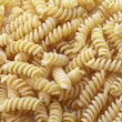 Stock Photo: Fusilli pastbackground