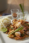 Pad thai — Foto de Stock