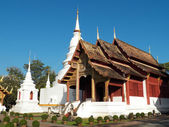 Wat Phra Singh Woramahaviharn — Foto Stock