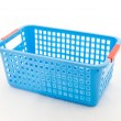 Blue basket — Stockfoto