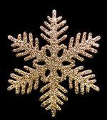 圣诞树装饰星级 — 图库照片