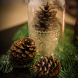 Christmas Props decoration Props — Stock Photo