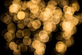 Bokeh lights. Beautiful Christmas light — Stock Photo
