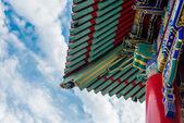 китайский храм, ват ленг noei-yi — Стоковое фото
