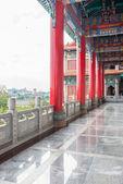 华人庙宇,扫管笏愣一氧化碳义 — 图库照片