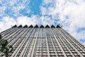 Hög byggnad i musen visa — Stockfoto