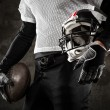 Stock Photo: Americfootball uniform
