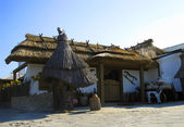 Fantastic village — Stock Photo
