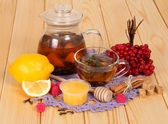 Traditional cold medicines — Foto Stock