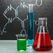 Chemistry laboratory — Stock Photo #45398127