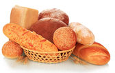 Bread abundance — ストック写真