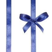 ブルーのリボン — ストック写真