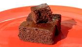 Brownies — Stock Photo