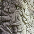 Angkor Thom's Gallery — Stock Photo
