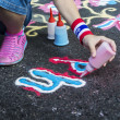 Street Arts — Stock Photo #40519143