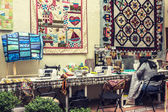 Quilt Shop — ストック写真