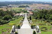 "Stairs to ""Monte São Félix"" - Porto - Portugal — Zdjęcie stockowe"