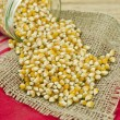 Pile of corn kernels — Stock Photo #37160403