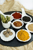 Mix spices — Stock Photo