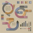 Infographics, universal elements. — Vetorial Stock