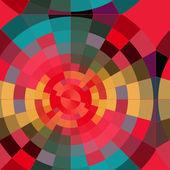 Abstrakte geometrische Formen nahtlose. — Stockvektor