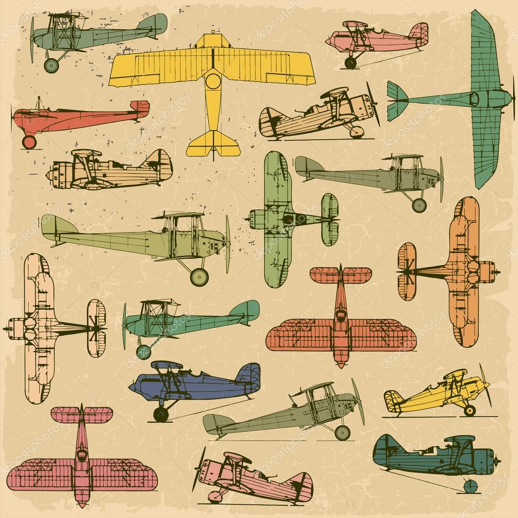 paper plane stock illustration - photo #44
