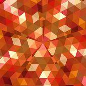 无缝几何图案与三角形. — 图库矢量图片