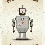 Cartoon Robot — Stock Vector #47361695